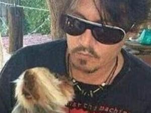 Johnny Depp scappa dall'Australia