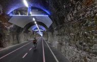 Sanremo - Correva con il Suv sulla pista ciclabile, maxi multa