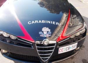 Carabinieri salvano donna di 72 anni