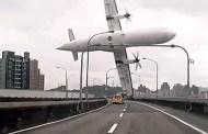 Incidente aereo a Taiwan: pilota spense motore