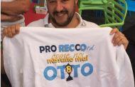 Liguria - A Matteo Salvini felpa Pro Recco