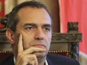 Luigi De Magistris, sindaco di Napoli