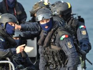 Operazione anti terrorismo
