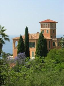 Ventimiglia, commemorazione a Villa Hanbury