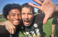Calcio - Juventus campione d'Italia, la gioia dei calciatori sui social