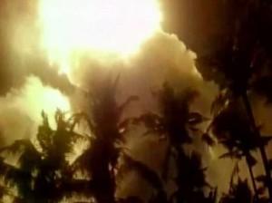 Incendio in tempio in India