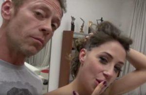 Malena con Rocco Siffredi