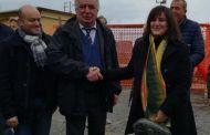 Casa della Salute a Voltri - Prima pietra e l'accordo Viale (Lega) - Ferrando (PD)