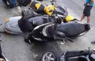 Savona - Strage di motorini in via Famagosta, caccia all'auto pirata