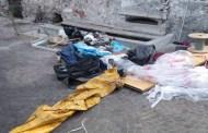 Nuovo sgombero a Sampierdarena. Fermato furgone carico di rifiuti speciali