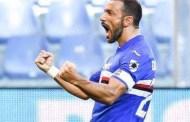 Calcio - Samp-Fiorentina 3-1. Vittoria firmata Quagliarella