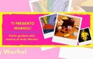 Andy Warhol, a Sarzana proseguono le visite guidate alla mostra