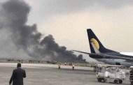 Kathmandu, aereo si schianta durante la fase di atterraggio