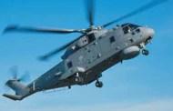Elicottero della Marina cade in mare, un morto e quattro feriti