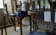 Poligono abusivo, officine e lavoratore evaso, blitz della Finanza nelle ex cartiere di Voltri