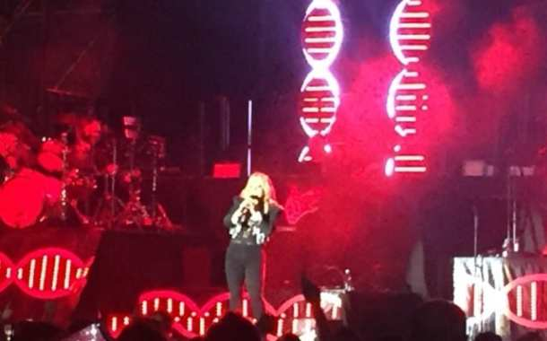 Eventi - The Evolution Tour, la rinascita di Anastacia