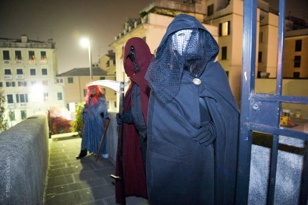 Genova – Torna nel capoluogo Ligure in occasione della festa di Halloween  l attesissimo Ghost Tour a5e4e03cca98