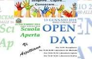 Chiavari, open day della scuola dell'infanzia comunale San Giovani Bosco di Caperana