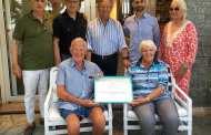 Turisti da 60 anni in Liguria, premiati coniugi olandesi