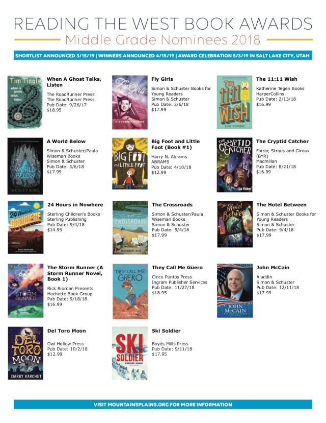Reading-the-West-Middle-Grade-Nominees