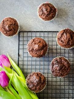 dvostruko cokoladni muffini