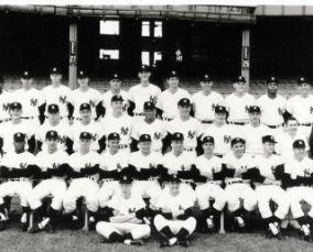 1963 Yankees AL Champs