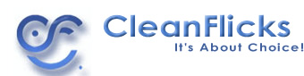 Cleanflicks logo