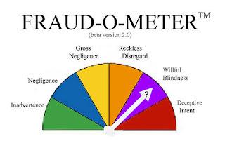 Fraud-O-Meter