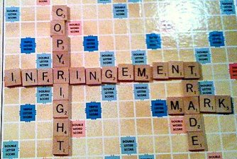 How many Scrabble points is INFRINGEMENT