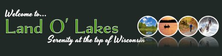 Land O Lakes Bumpersticker