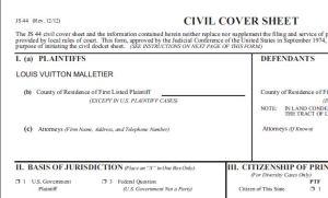 Louis Vuitton Malletier, Plaintiff