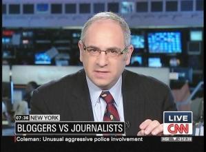 Man in Federalist Society tie on CNN