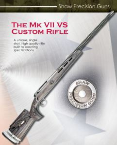 Shaw MK-VII VS Custom Rifle