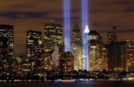 9-11 Lights Memorial