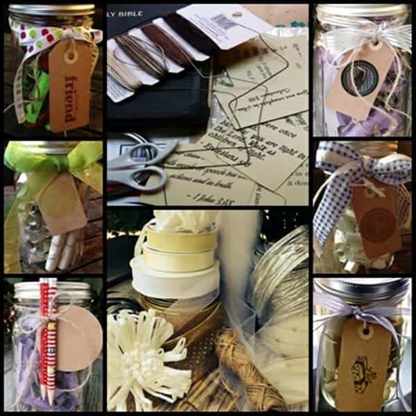 Manna Jar Collage Like Minded Musings