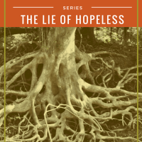 Destroy the Roots of Shame Based Living: The Lie - I am Hopeless