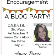 Tween Parenting Blog Party Featured Author Annie Pajcic Like Minded Musings