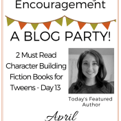 Tween Parenting Blog Party Featured Author April Like Minded Musings.jpg