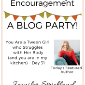 Tween Parenting Blog Party Featured Author Jennifer Strickland Like Minded Musings.jpg