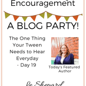 Tween Parenting Blog Party Featured Author Le Shepard Like Minded Musings