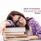 How-to-handle-homeschooling-when-it-gets-hard Like Minded Musings