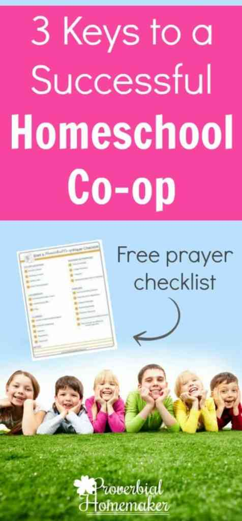 3-Keys-to-a-Successful-Homeschool-Co-op-Like Minded Musings