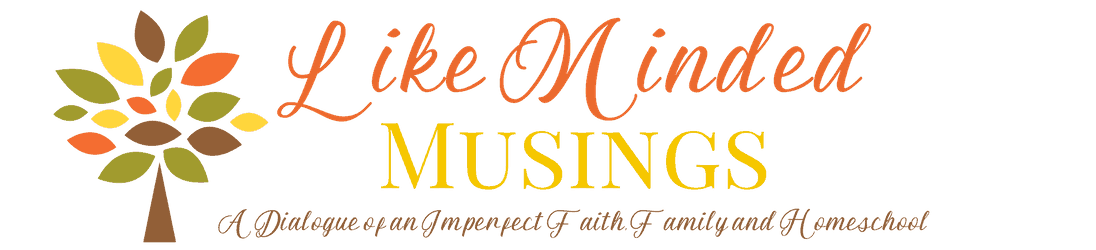 Updated Like Minded Musings Blog Logo