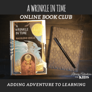 A Wrinkle in Time Book Club