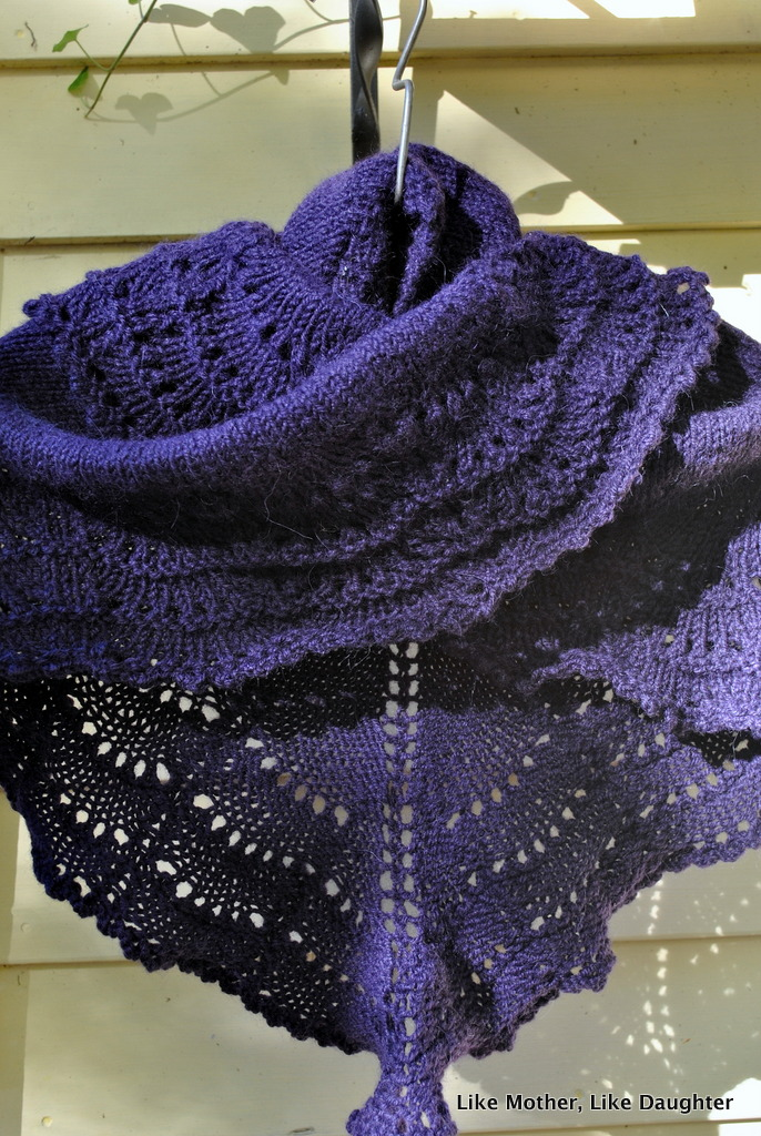 Sukie's shawl