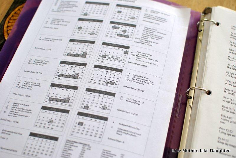homeschool organization materials-005