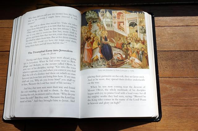 Gospels of Luke and John ~ Sacred Art Series