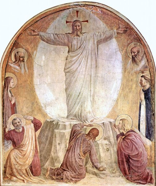 Fra Angelico Transfiguration