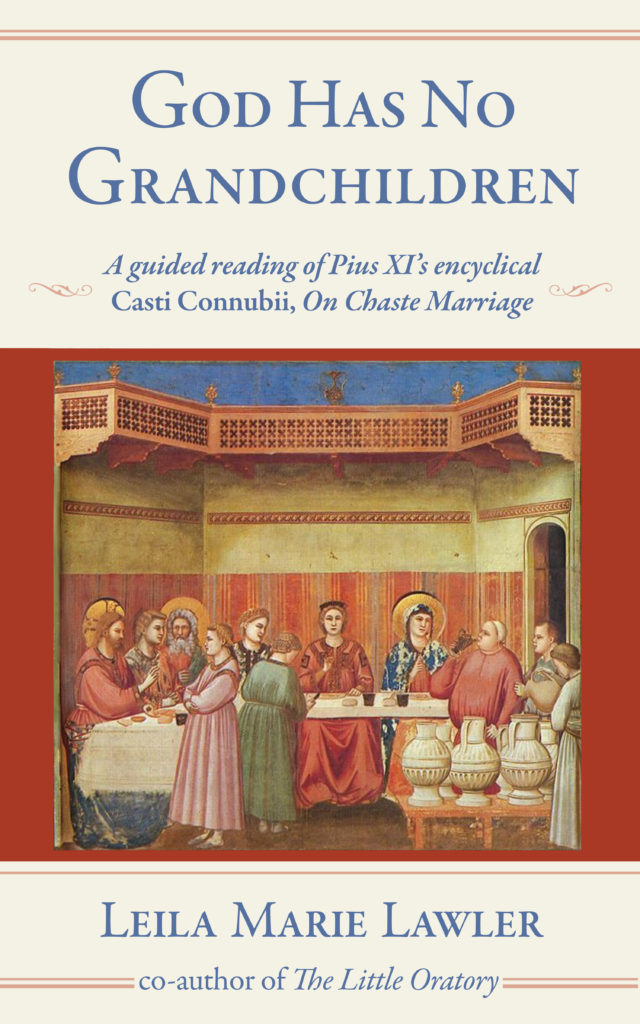 Like Mother, Like Daughter ~ Casti Connubii (On Chaste Marriage) guided reading!
