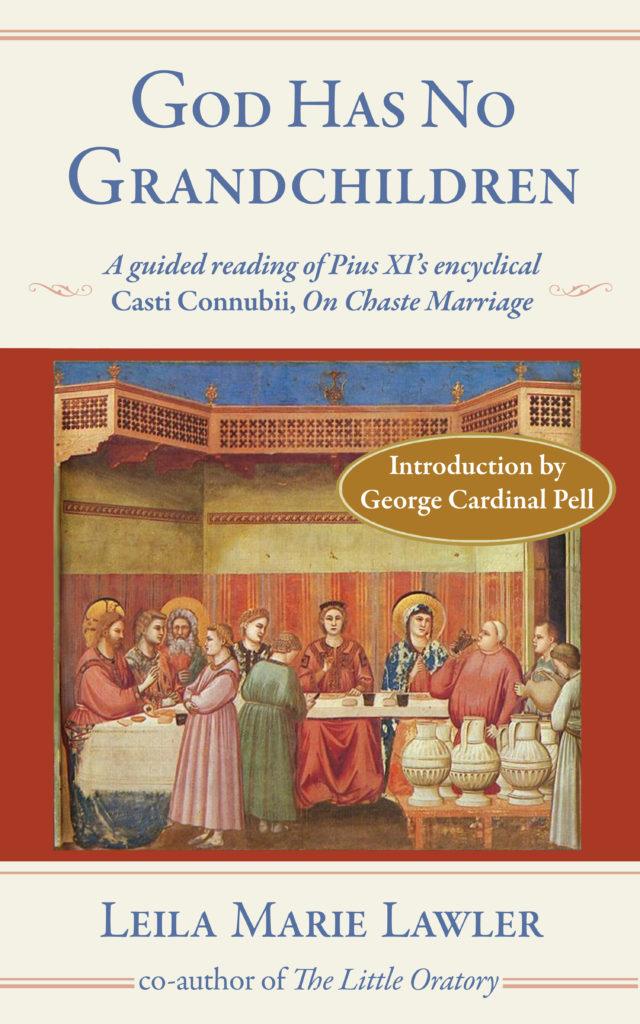 God Has No Grandchildren ~ New book from Auntie Leila!
